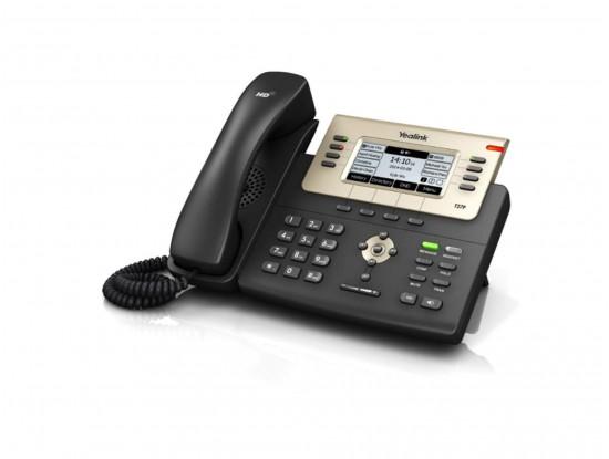 Yealink T27P IP Telefon PoE Destekli