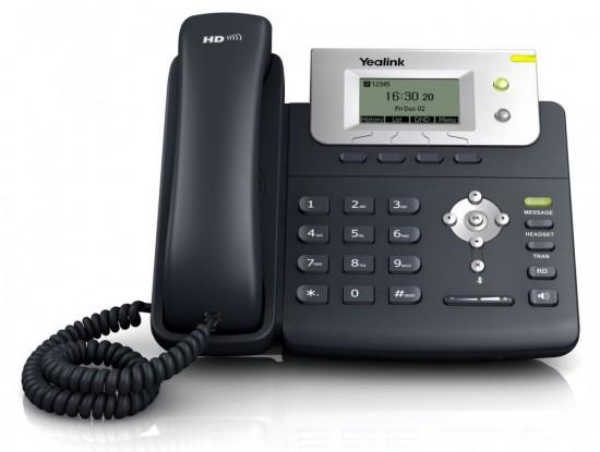 Yealink T21 E2 IP Telefon 2 VoIP