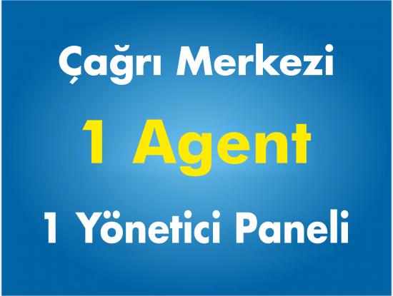 1 Agent Çağrı Merkezi